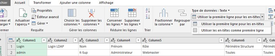 capture import roles.csv Excel - 3