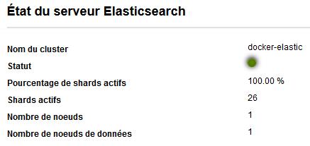 capture infos sur l'état du serveur elastic