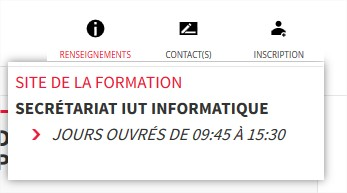 Exemple de Call-to-action