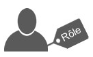 icone utilisateur role